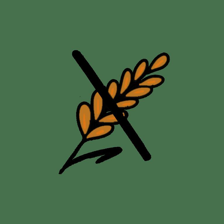 Icone Sans gluten